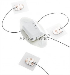 AT-012 Micro 3 Channel Patch Holter Recorder
